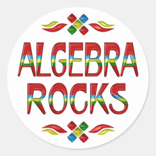 Rocas de la álgebra etiquetas