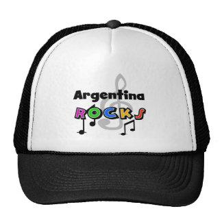 Rocas de la Argentina Gorro