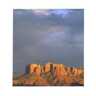 Rocas de la catedral en Sedona Arizona Bloc