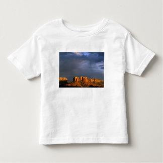 Rocas de la catedral en Sedona Arizona Playera De Niño
