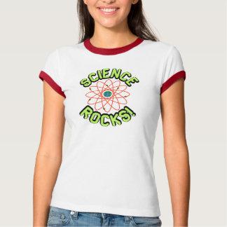¡Rocas de la ciencia! Camisetas Playera