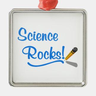 ¡Rocas de la ciencia Adornos