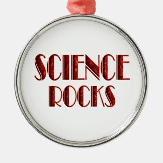 Rocas de la ciencia ornatos
