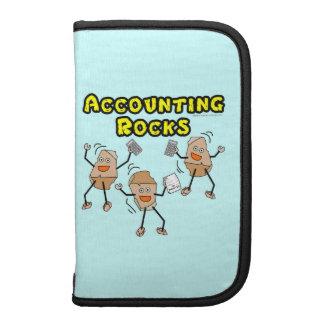 Rocas de la contabilidad organizadores