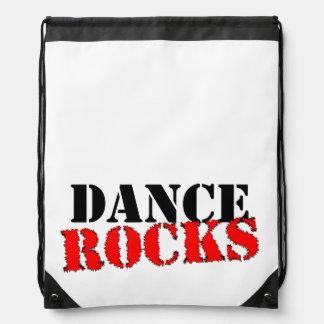 Rocas de la danza mochilas