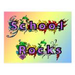Rocas de la escuela postal