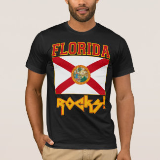 ¡Rocas de la Florida! Playera