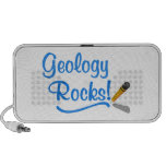 Rocas de la geología altavoces de viajar
