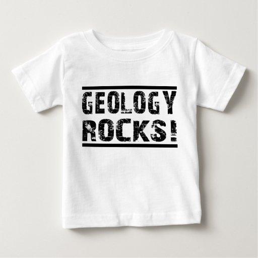 Rocas de la geología camisas