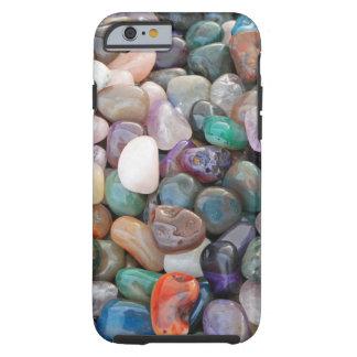 ¡Rocas de la geología! Funda De iPhone 6 Tough
