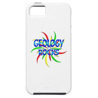 Rocas de la geología iPhone 5 carcasa