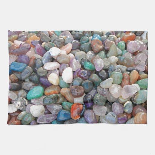 ¡Rocas de la geología! Toallas