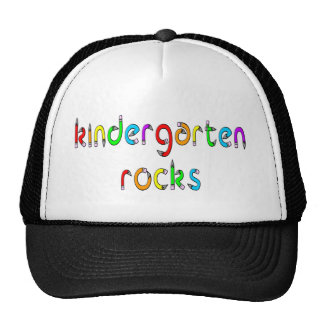 Rocas de la guardería - gorras del lápiz