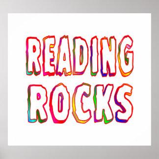 Rocas de la lectura impresiones