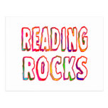 Rocas de la lectura postal