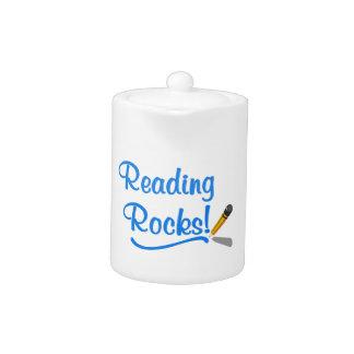 ¡Rocas de la lectura