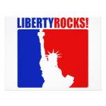 ¡Rocas de la libertad! #2 Invitacion Personalizada