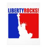 ¡Rocas de la libertad! #2 Membrete Personalizado