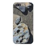 Rocas de la playa iPhone 5 coberturas