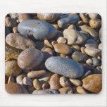 Rocas de la playa tapete de ratones