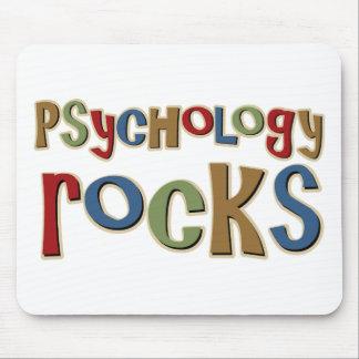 Rocas de la psicología alfombrillas de ratones