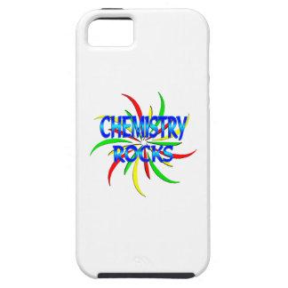 Rocas de la química iPhone 5 carcasa