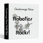 Rocas de la robótica