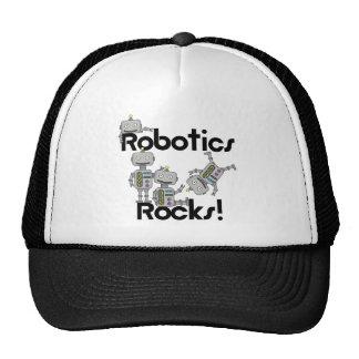 Rocas de la robótica gorras