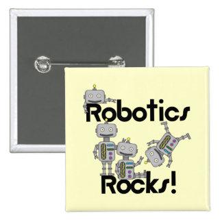 Rocas de la robótica pin