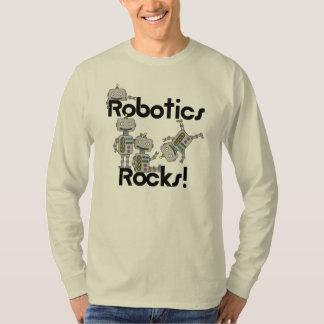 Rocas de la robótica poleras