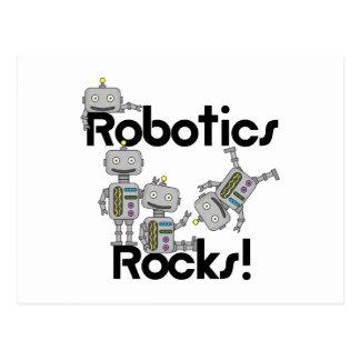 Rocas de la robótica postal