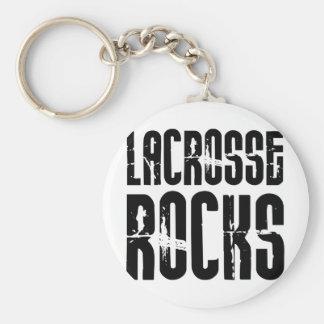 Rocas de LaCrosse Llaveros Personalizados