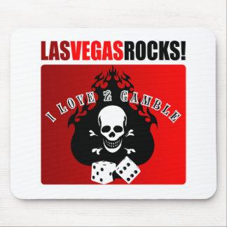 ¡Rocas de Las Vegas! Alfombrillas De Raton