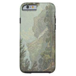 Rocas de Lodore - caída y distancia de la cabaña Funda De iPhone 6 Tough