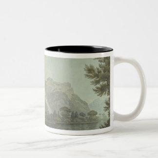 Rocas de Lodore - caída y distancia de la cabaña ( Taza De Café