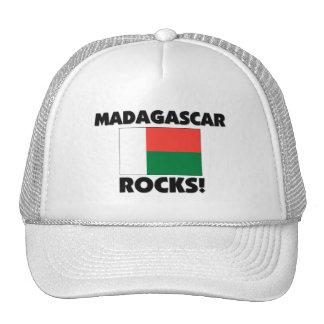 Rocas de Madagascar Gorras De Camionero