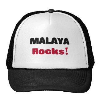 Rocas de Malaya Gorro De Camionero
