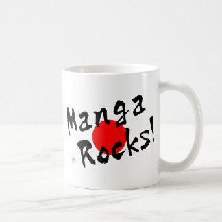 ¡Rocas de Manga! Taza