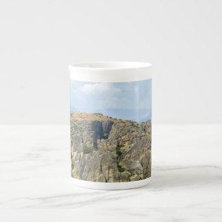 Rocas de Meteora Tazas De China