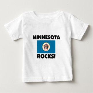 Rocas de Minnesota Playera