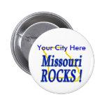 ¡Rocas de Missouri! Pin