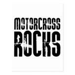 Rocas de Motorcross Tarjetas Postales