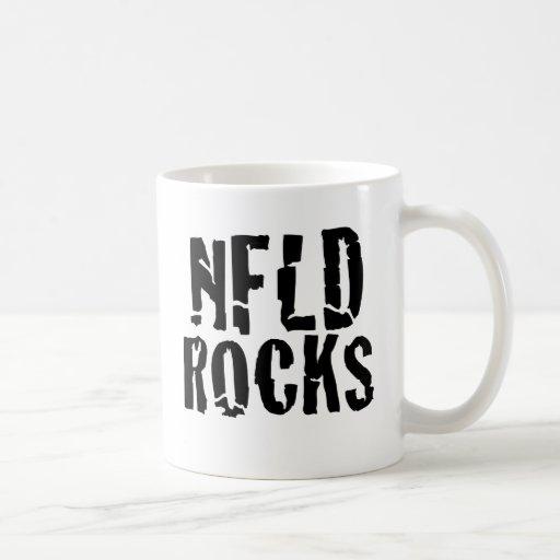 Rocas de Nfld Taza De Café