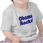 Rocas de Obama Camiseta