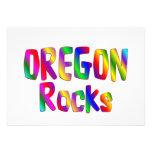 Rocas de Oregon Anuncio