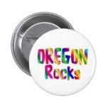 Rocas de Oregon Pins