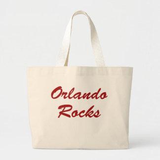 ¡Rocas de Orlando!!! Bolsa Lienzo
