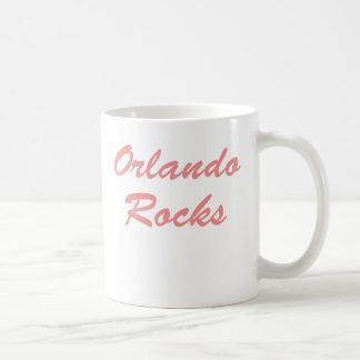 Rocas de Orlando Tazas