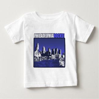 ¡Rocas de Philadelphia! Tee Shirts