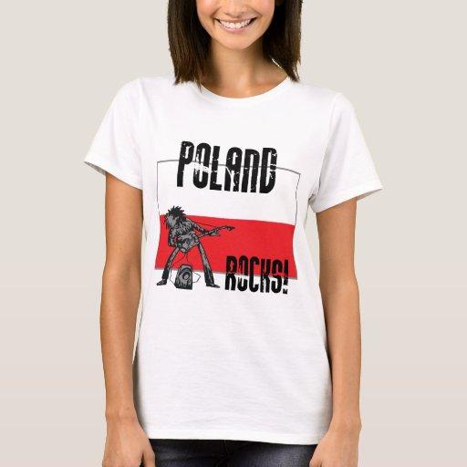 Rocas de Polonia Playera